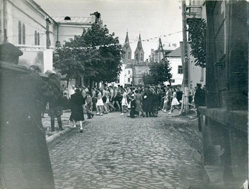 Ул.Школьная 1960-е годы