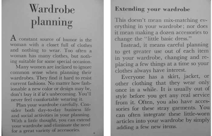 Closet Cleanse - Better Homes and Gardens excerpt by Hey, It's SJ