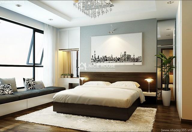 thiết kế nội thất chung cư Time city_1
