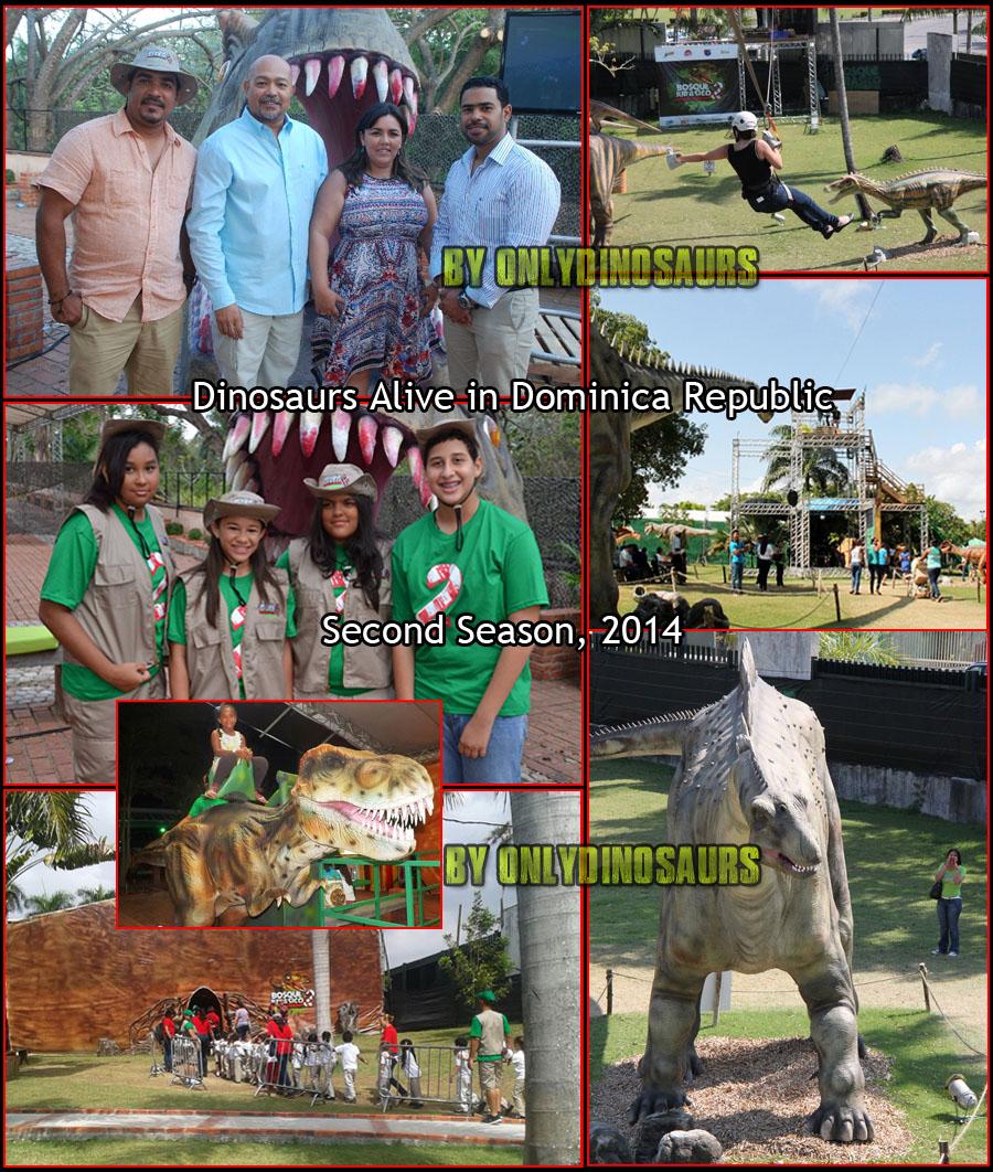 Dinosaur Show in Slovenia