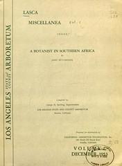 LASCA Miscillanea