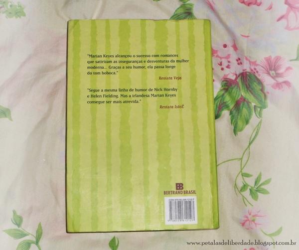 Resenha, livro, É Agora... Ou Nunca, Marian Keyes, capa, trecho, crítica, contracapa