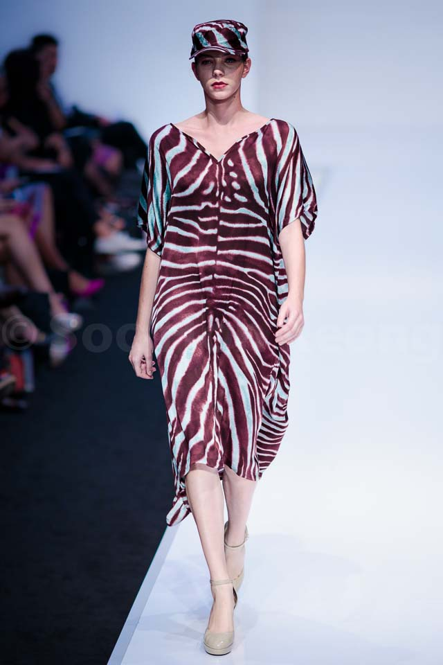 Sazzy Falak Collection - Kuala Lumpur Fashion Week 2014 (KLFW2014)