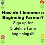 Stateline Farm Beginnings Button Sample