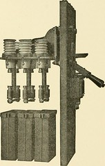 "Image from page 315 of ""Cyclopedia of applied electricity : a general reference work on direct-current generators and motors, storage batteries, electrochemistry, welding, electric wiring, meters, electric lighting, electric railways, power stations, swit"