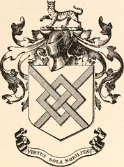 "Image from page 222 of ""Armorial families : a directory of gentlemen of coat-armour"" (1905)"