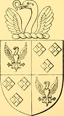 "Image from page 197 of ""Pedigrees recorded at the visitations of the county palatine of Durham made by William Flower, Norroy king-of-arms, in 1575, by Richard St. George, Norroy king-of-arms, in 1615, and by William Dugdale, Norroy king-of-arms, in 1666"""