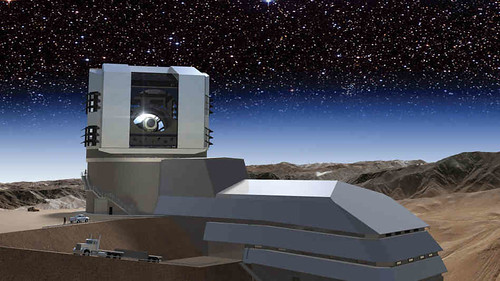 Large Synoptic Survey Telescope, Chile