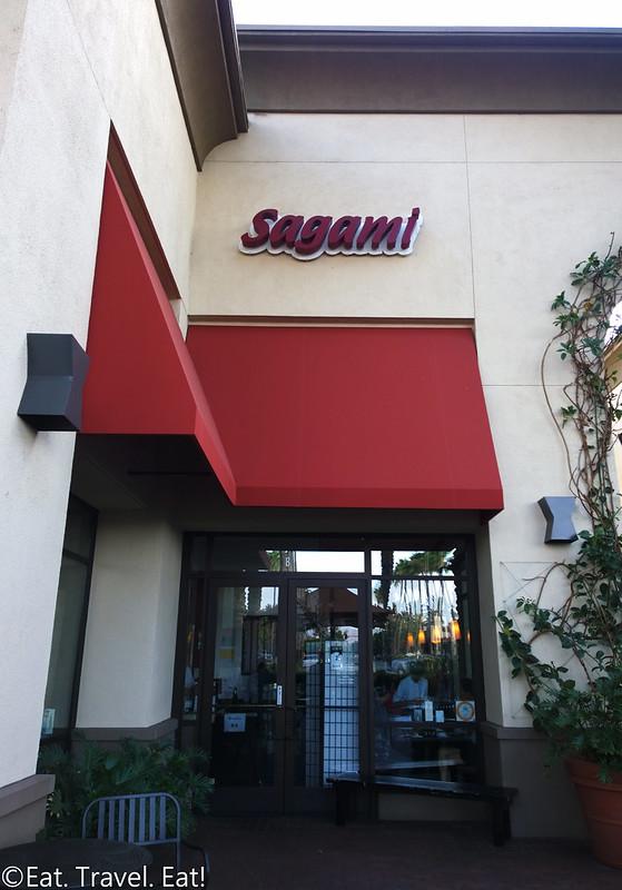 Sagami- Irvine, CA: Exterior