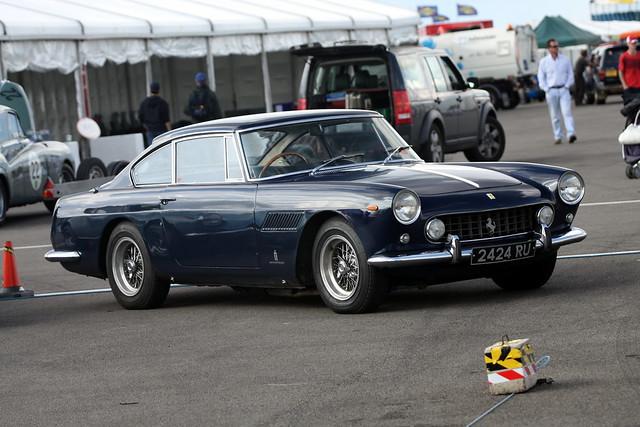 Ferrari 250 GTE.