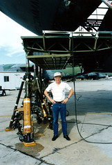 On the Flightline