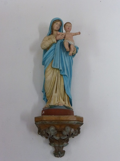 128 Notre-Dame de l'Huis-ouvert, Chapelle Notre-Dame de Consolation, Vesly