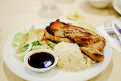 Dome Grilled Porkchop
