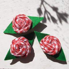 gingham 3 clips15822