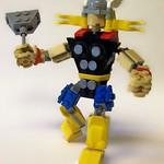 Thor of Asgard Sentinel Series