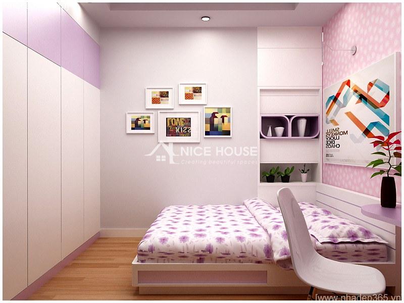thiết kế nội thất chung cư Time city_3