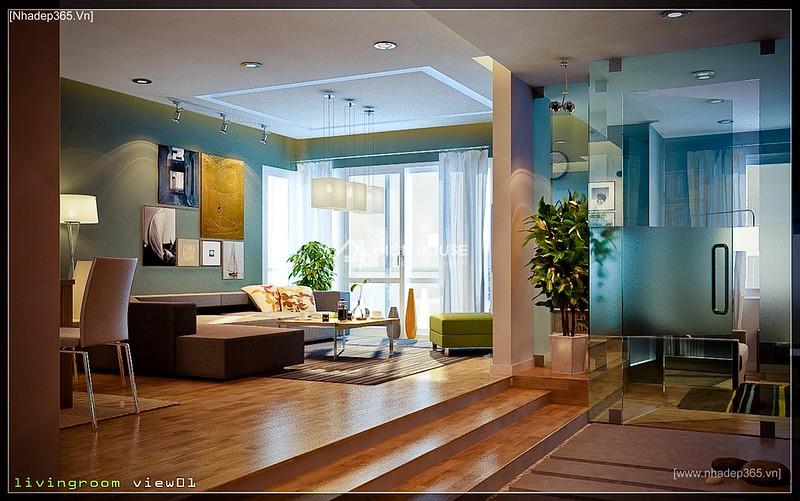Thiết kế nội thất chung cư M5 - Anh Hoàn_3
