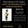 Tomorrow! Join us at 229 South Beverly Drive, Beverly Hills, CA, 90212.  EC Gallery will have #henryasencio there painting with a live #model from 6-8pm. pr@ecgallery.com for more info!