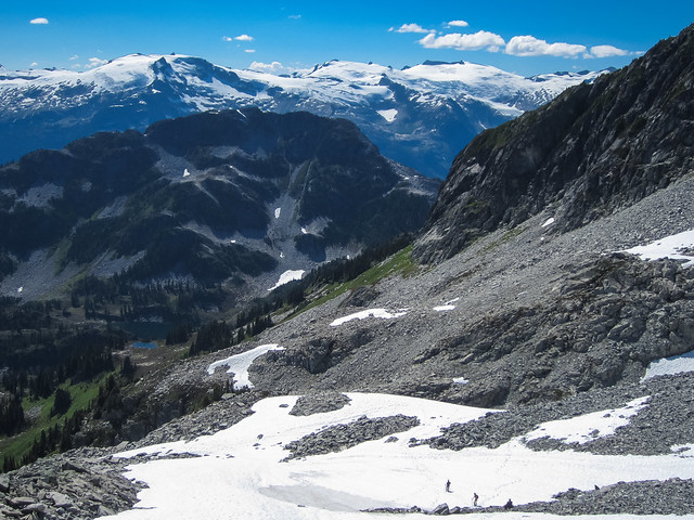 Tricouni Peak, July 2014