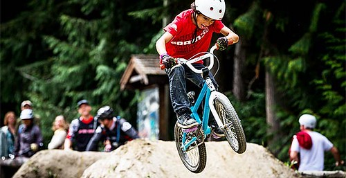 Kitsworx and Familyworx highlight Whistler's bike festival (Crankworx.com)
