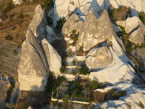 Turquie - jour 20 - Cappadoce, dans les airs et sous terre - 139 - Cappadoce en ballon