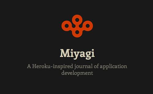 Miyagi Journal Dark