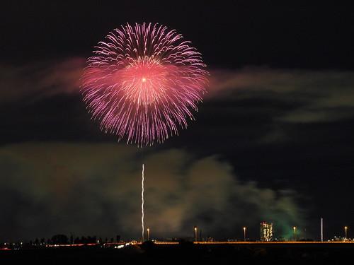 Okazaki Fireworks 2014 #05