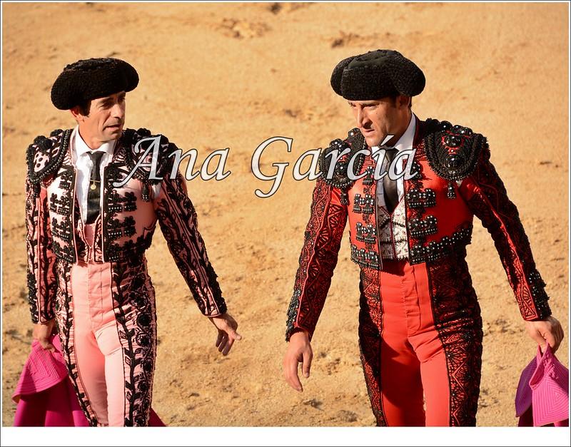 Víctor Cañas y Jesús Aguado