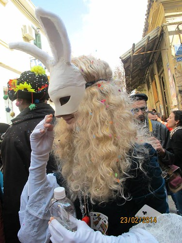 Metaxourgeio Carnival