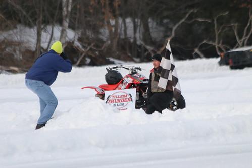 2.11.17 Tilleda Thunder - Hoofer photographing ATV TT winner 25 Justin Edblom