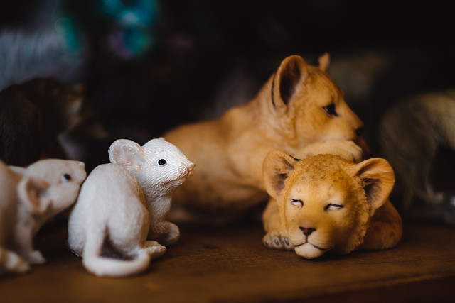 mice and lions