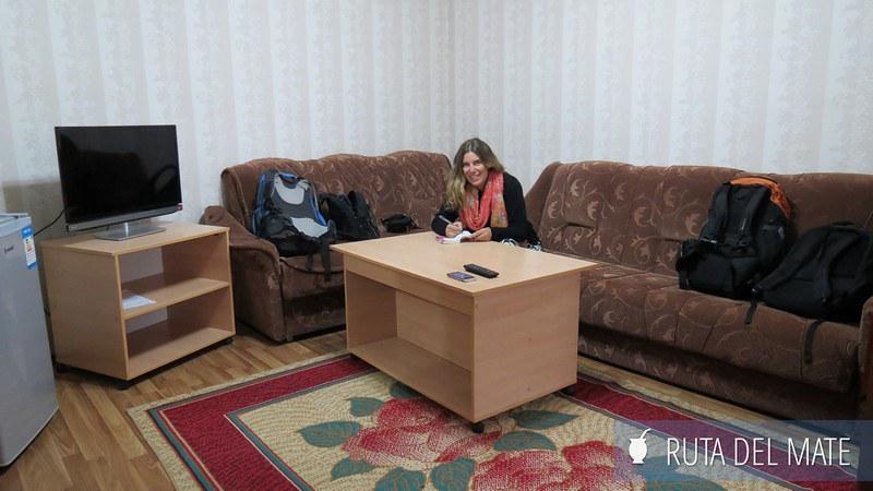 Hotel Altamira Karakol Kirguistán (2)