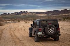Mojave National Preserve (3-10-17 - 3-12-17)