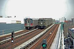 NEW YORK SUBWAYS--1171 (l), 5292 appr Yankee Stadium IB 2 of 2