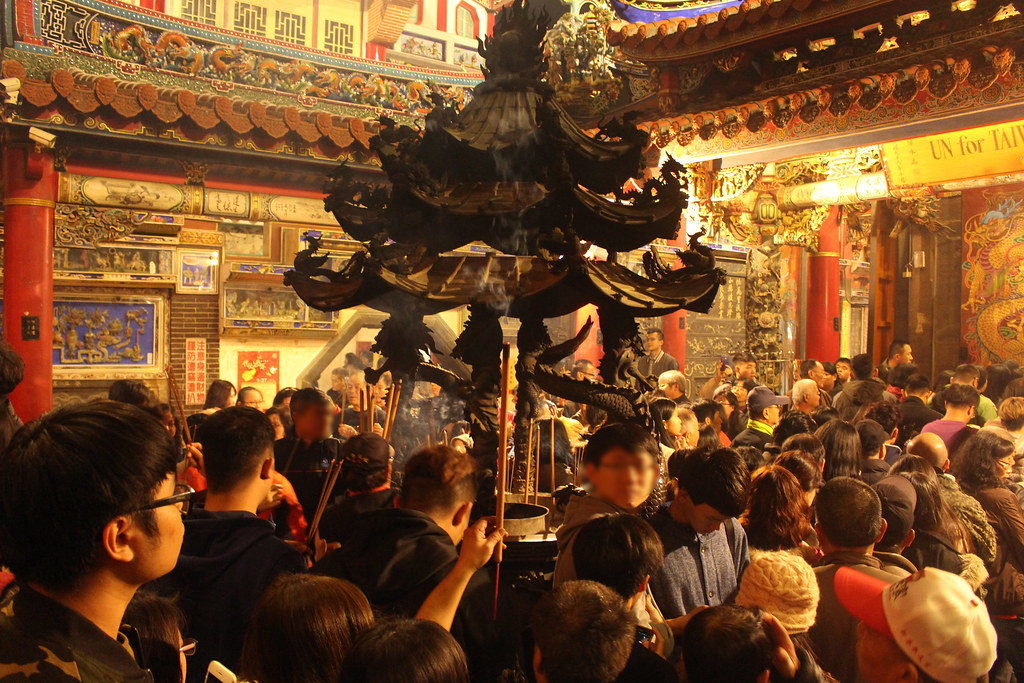 奉天宮 Feng-tian Temple