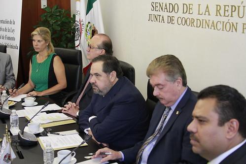 Comisión de Comercio y Fomento Industrial 21/abr/17