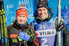 Poslední závod Visma Ski Classics Ylläs - Levi vyhrála Kateřina Smutná!