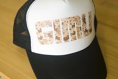 客製化網帽-熱轉印熱燙膜-A03