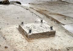 Alcaldía de Chone inicio la cimentación para instalar nuevos semáforos en la ciudad