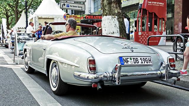 Mercedes-Benz 190 SL (W 121 B II)