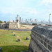 Bocagrande from the Walled City, Cartagena, Colombia by Reg Natarajan