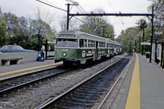 US MA Boston MBTA PCC 3052 RIverside Line 2 5-13-1984 BSRA FT.tif