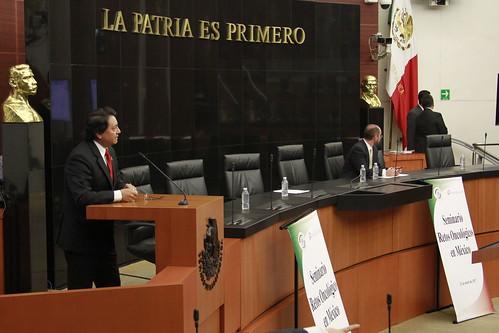 Foro: Retos oncológicos en México 21/abr/17