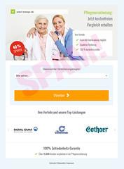 Pflegeversicherungsvergleich