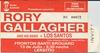 Rory Gallagher : Los Santos