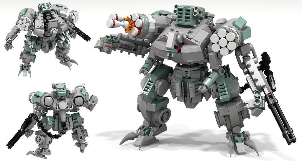 lego warhammer 40k dreadnought instructions