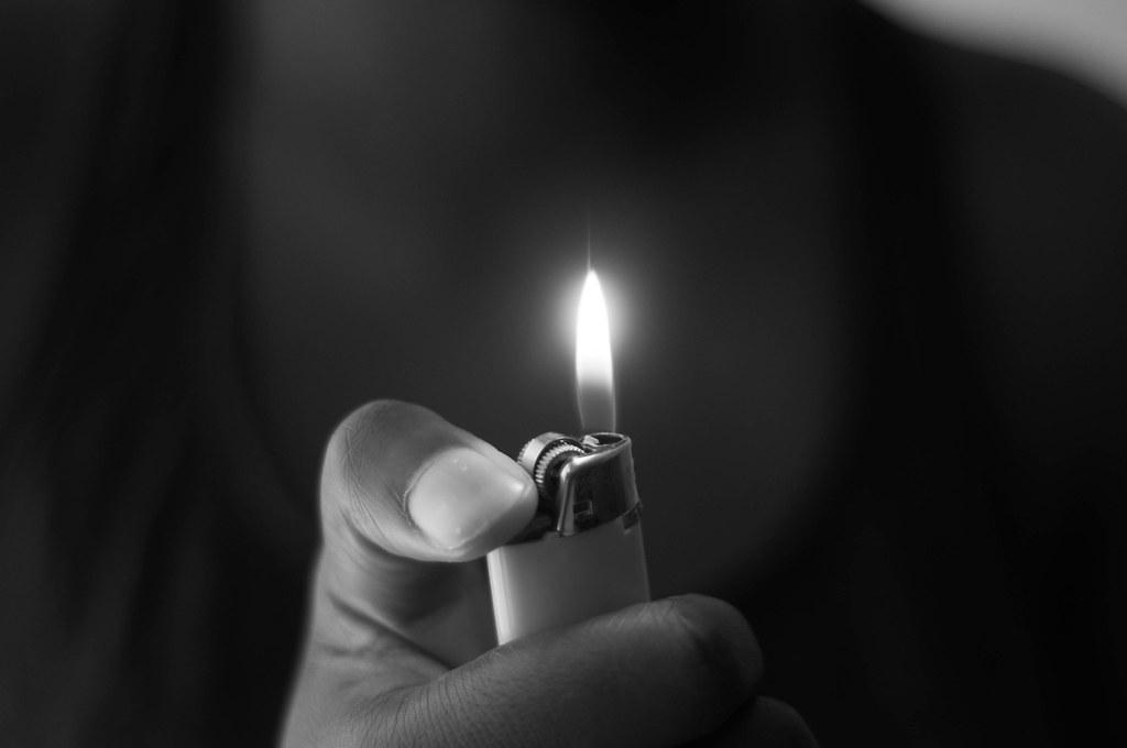 121/365 - Light me up