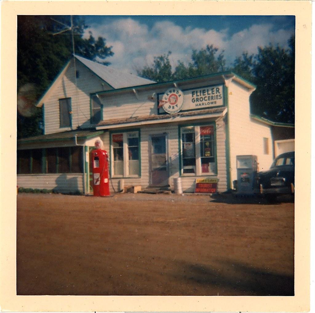 Flieler Groceries - Harlowe, Ontario