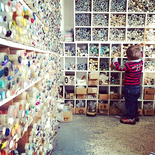 A visit to #Cork #button company is always a treat.