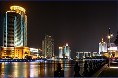 Ningbo at night @ laowaitan (宁波老外摊)